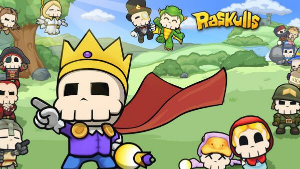 It's #FreeCodeFriday! RT and follow for the chance to win Raskulls on Xbox 360! http://t.co/PyQXBbZjsO
