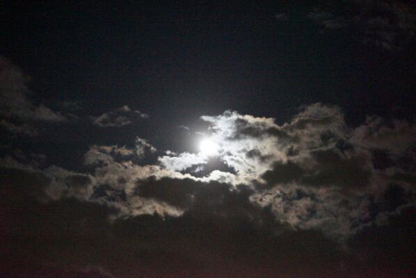 13日の金曜日の満月は、ハニームーンって言うんだって(^-^)そんでもって次のハニームーンは、2098年だっ(^o^)/IGでフォローワーさんからおせーてもらった http://t.co/5eruxJtpmu