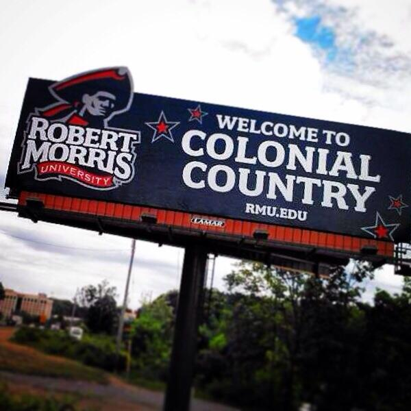 You might see a new billboard when driving on 376 past Robinson. ;)