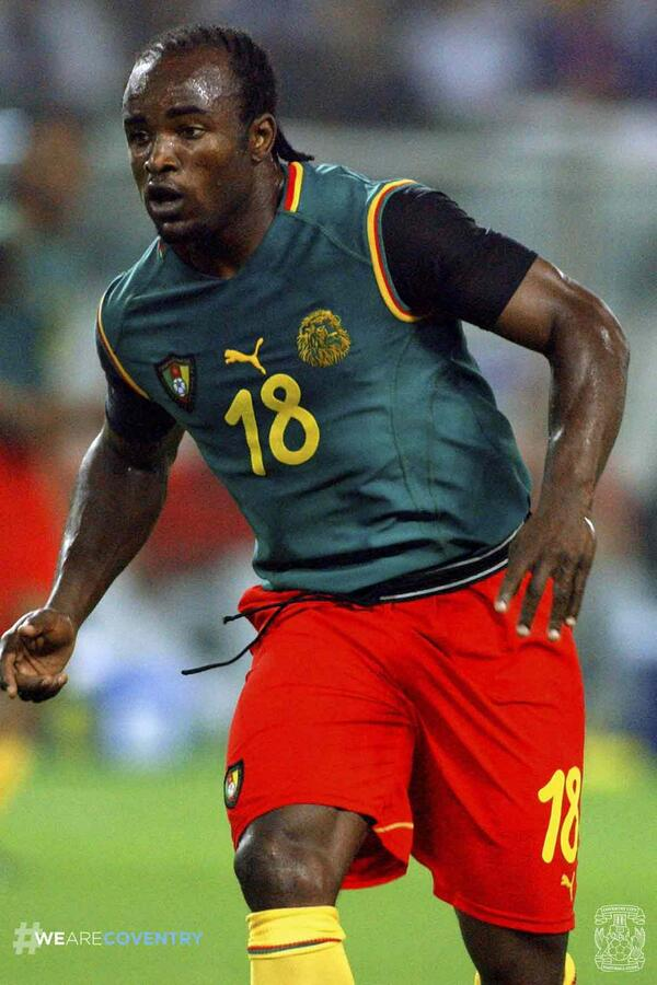 #MEXCAM, #pusb, #skyblues, Cameroon, #WorldCup, Patrick Suffo