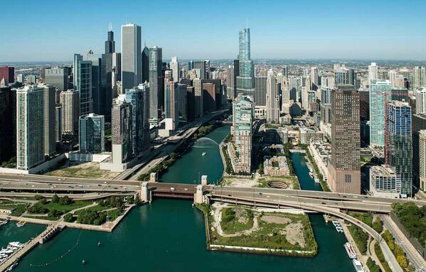 Beautiful Friday in #Chicago http://t.co/tfluo6kiDB