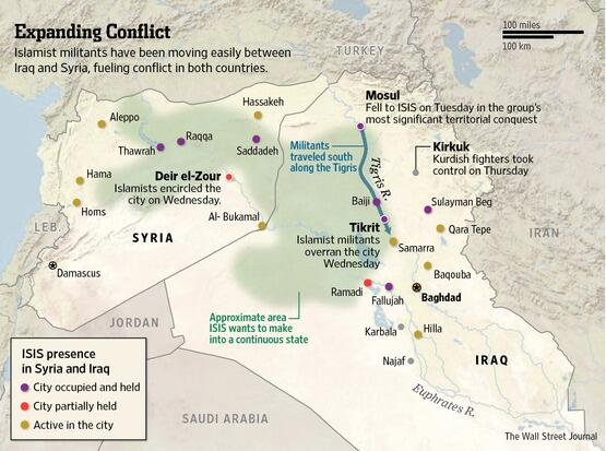 Understanding the crisis in Iraq -- at a glance http://t.co/i85sJVMFQA http://t.co/AOSyqAQzUk