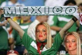 ¡Vamos México! La Britney también te apoya. http://t.co/x8uLD9pVpN