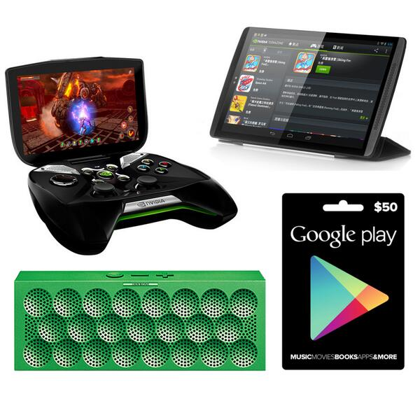 Your dad deserves this Tegra #FathersDay Bundle. Follow and RT to enter to win 1 of 2! http://t.co/7yNtB5yTQe