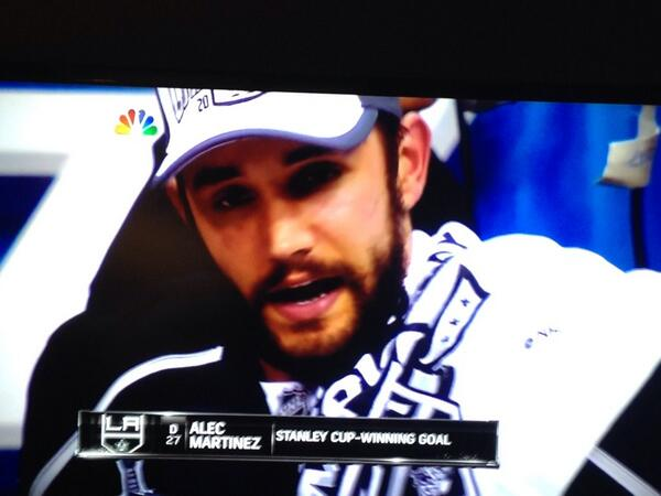 Tonight's hero! @amartinez_27 http://t.co/JBQtuOqtcy