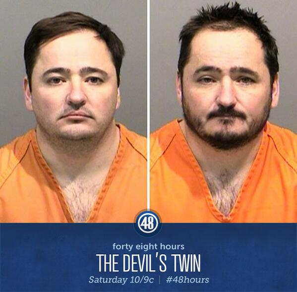 Prosecutors say these identical twins watched CSI, hoping to  commit the perfect murder. #48Hours tonight 10/9c http://t.co/VZkcmCam91