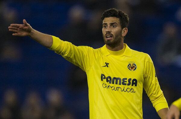 BqFpemkIEAAgELI Spurs are keen on Villarreal defender Mateo Musacchio [AS]