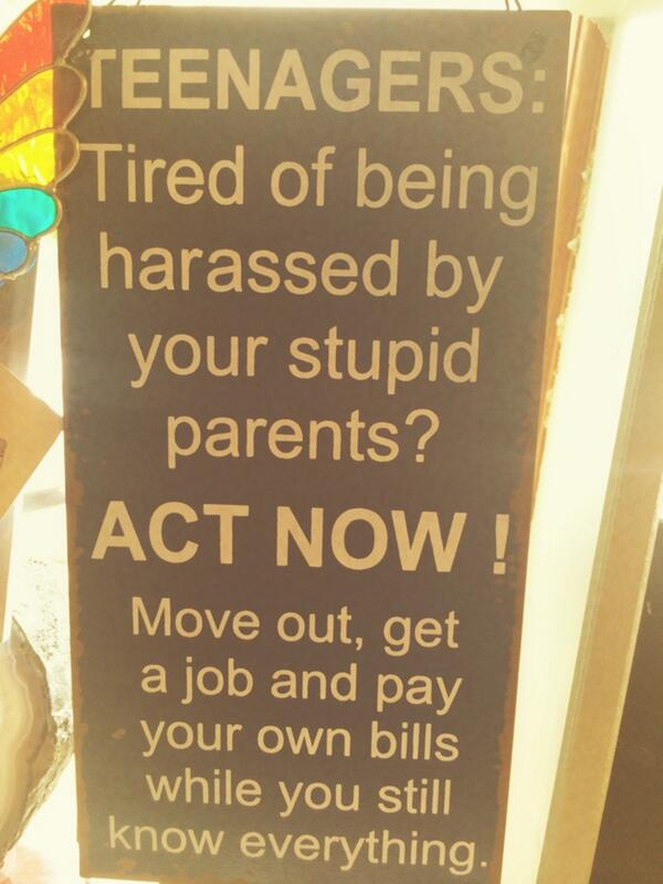 To all teenagers out there.... http://t.co/DYnB7v182K