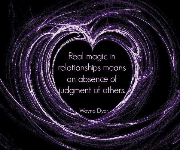 """♥ """"Real magic in Relationships."""" http://t.co/seAMlq51D8 v/ @KariJoys @Almarchjr @timelesssoul1 #joYTrain"""