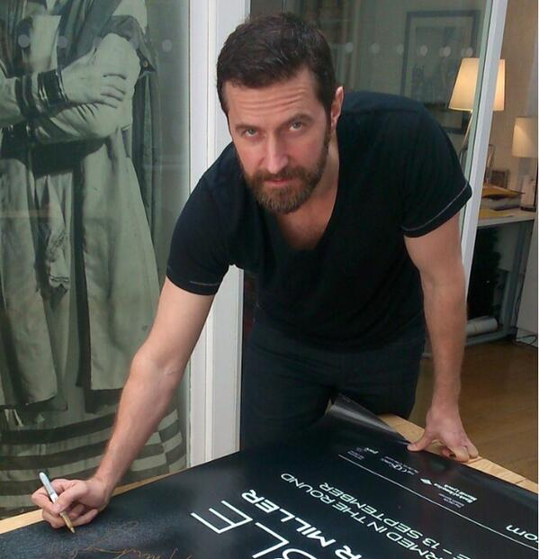 #RichardArmitage Read director Yael Farber interview at http://t.co/bOTQHlVdLx http://t.co/k0q0OnRp96