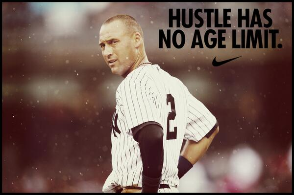 Hustle Has No Age Limit #Yankees http://t.co/RlSj2Lw2sx
