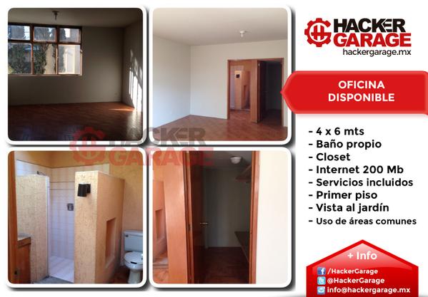 Oficina disponible en nuestras instalaciones. Nos ayudan con un RT. @EnGuadalajara http://t.co/mRBPcbyYvJ