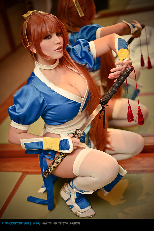 Kasumi (Dead Or Alive) #cosplay #DOA #deadoralive http://t.co/Mg66RlgLnh