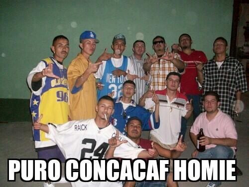 Puro CONCACAF http://t.co/VYjN9dK71H