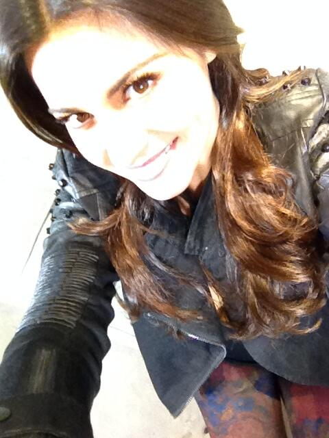 ¡La guapa Maite Perroni nos regaló una selfie! http://t.co/ALLzkxQgIl