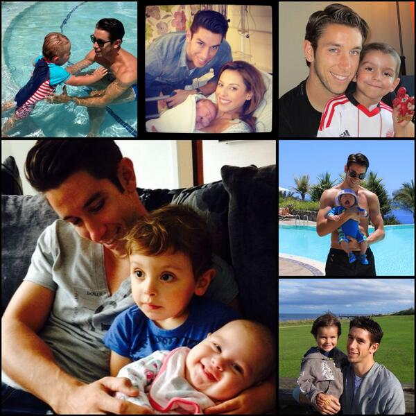 Happy Father's Day @Brad_Jones1 ❤️ http://t.co/9TKfdkRjRu