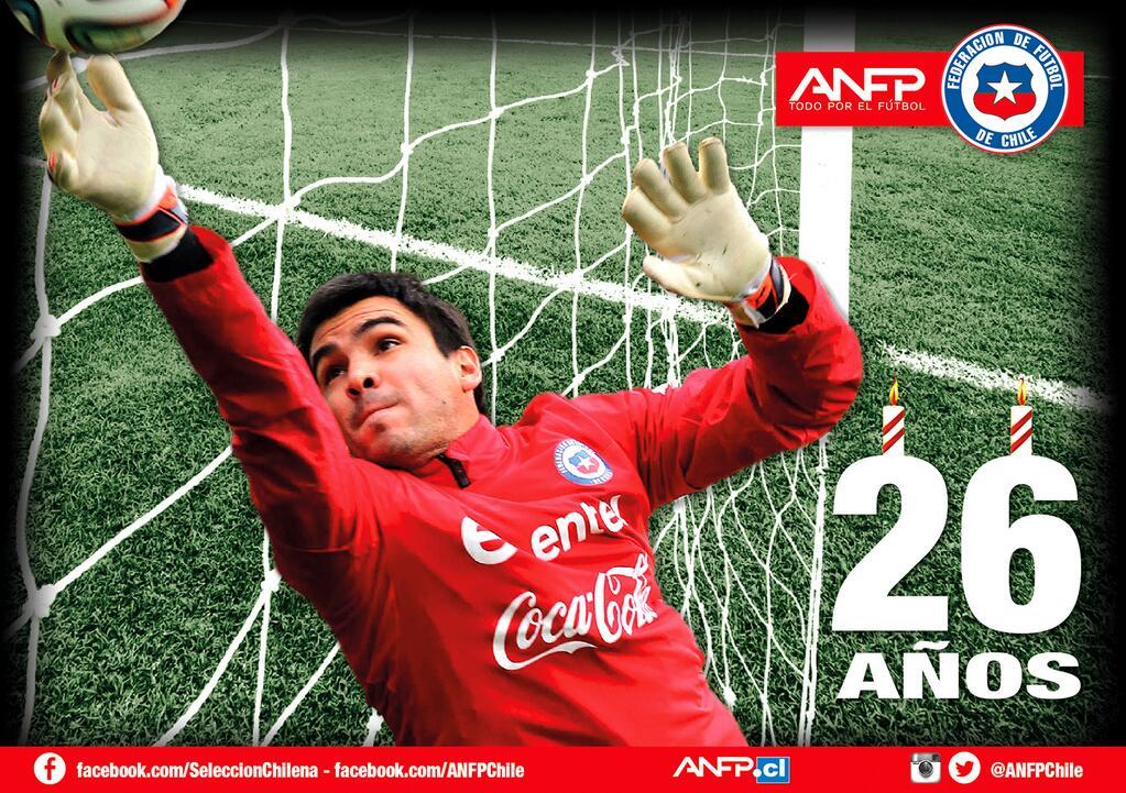 RT @ANFPChile: ¡Feliz cumpleaños, @Toselli23! #VamosChile #ChileEnElMundial #CHI http://t.co/U7jzd4WEva