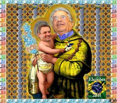 Datafolha informa que 57% dos brasileiros não votarão em candidato apoiado por Fernando Henrique Cardoso #PSDB http://t.co/DkHqxg6AXZ