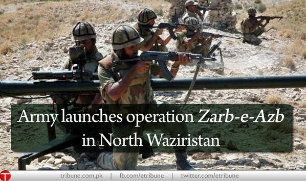 military operations in waziristan Pakistan military launches ground attack on militants in north waziristan a week after the attack, the military announced its troops were starting the north waziristan operation the pakistani army has already conducted several military operations in the tribal badlands along the.