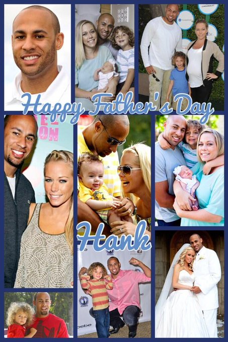 Kendra Wilkinson @KendraWilkinson: RT @CassPiamyheroes: Happy Father's Day @TheHankBaskett your amazing I hope you have a wonderful day with your family @KendraWilkinson http…