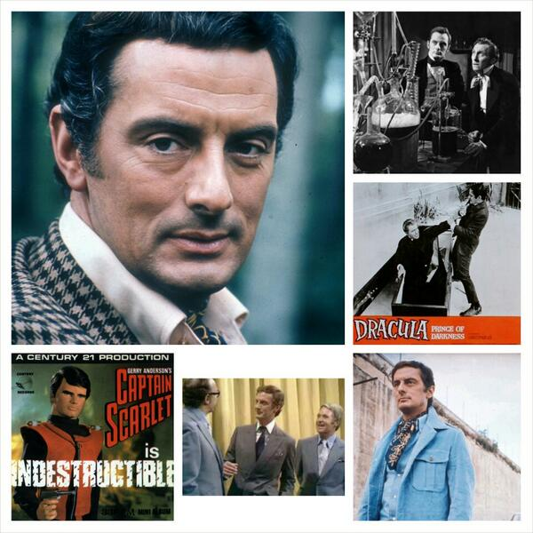 Francis Matthews has sadly died aged 86. He will be best known for the voice of Captain Scarlet. Francis Matthews RIP http://t.co/y9vof9uYyw
