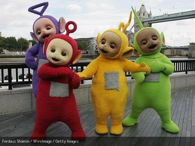 """な…なんですとっ!!( ̄◇ ̄;)""""@cinematoday: [芸能]イギリスの幼児向け番組「テレタビーズ」が復活! http://t.co/GfihKVIzXF http://t.co/RUKeqWC6SY"""""""
