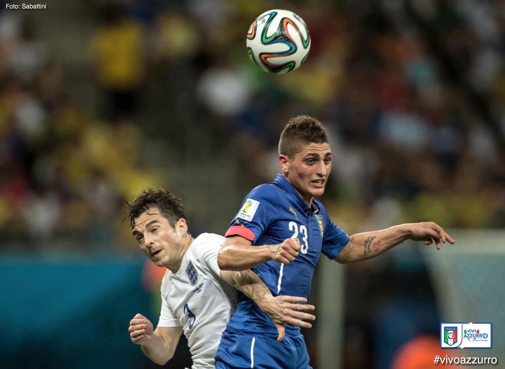 #ITA #Azzurri Marco #Verratti!    #VivoAzzurro #Italia #Nazionale #Mondiali2014 http://t.co/aeDneDWQrk