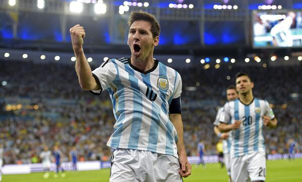 BqPb5GiCcAEwC3x Lionel Messi has said he is starting his own Twitter account later this year