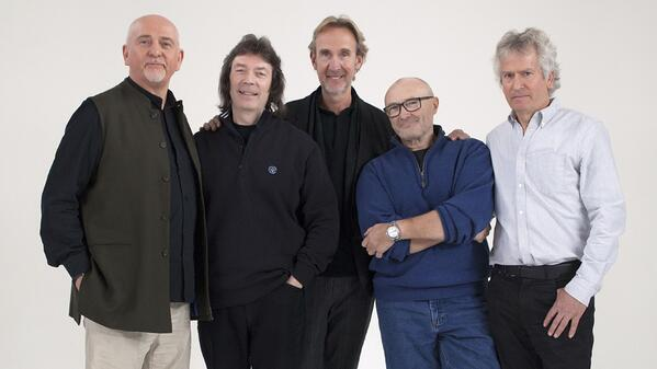 The BBC managed to reunite the Peter Gabriel lineup of Genesis for a new documentary. Let's hope it leads to a tour. https://t.co/qQBGZDdWVV