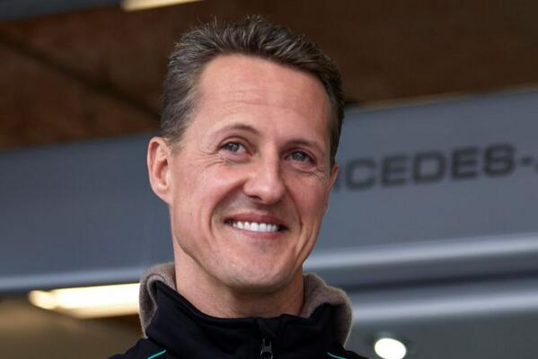 【公式】シューマッハーが昏睡状態を脱し退院 http://t.co/RWvnNuZ2F0 #F1 #F1jp #KeepFightingMichael http://t.co/fjkJ7a4mGd