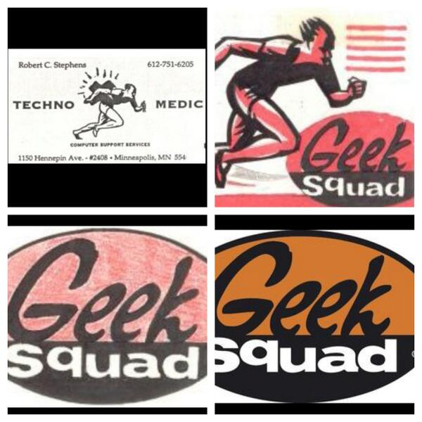 20yrs. ago today I started The Geek Squad with $200 and a bicycle. What a long trip it's been. Today: 20,000+ Geeks. http://t.co/dAL01adq5j
