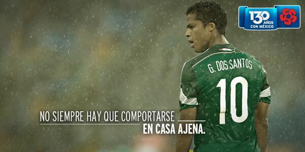 México é um adversário forte. Dale RT para que nuestro mensaje llegue hasta #BRA. @miseleccionmx #SelecciónBanamex http://t.co/p8LHeFqgXh