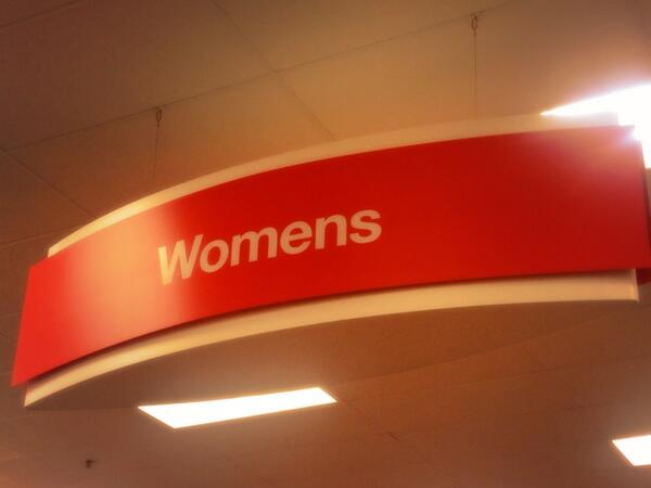Way to drive home that plural, Target. http://t.co/vGkJzK9ZNn