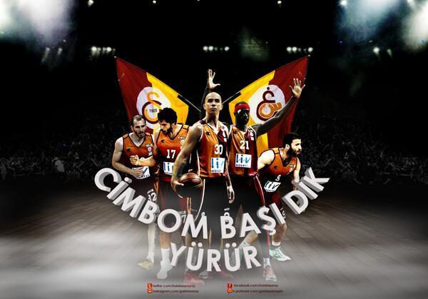 Galatasaray SK (@GalatasaraySK): CİMBOM BAŞI DİK YÜRÜR! http://t.co/OpZETYKv78