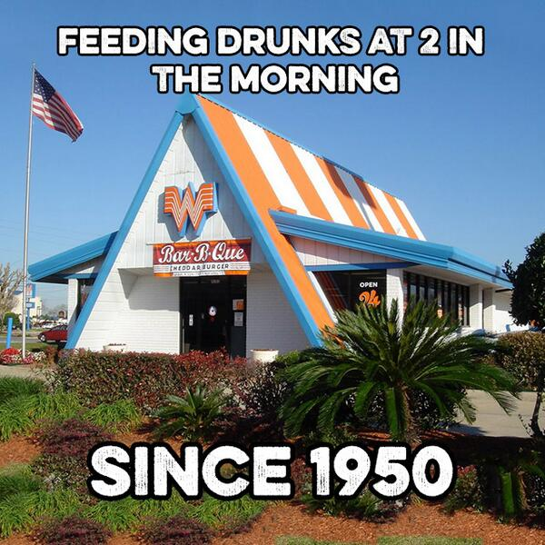 You can always depend on Whataburger... http://t.co/SfzbyaUpfJ