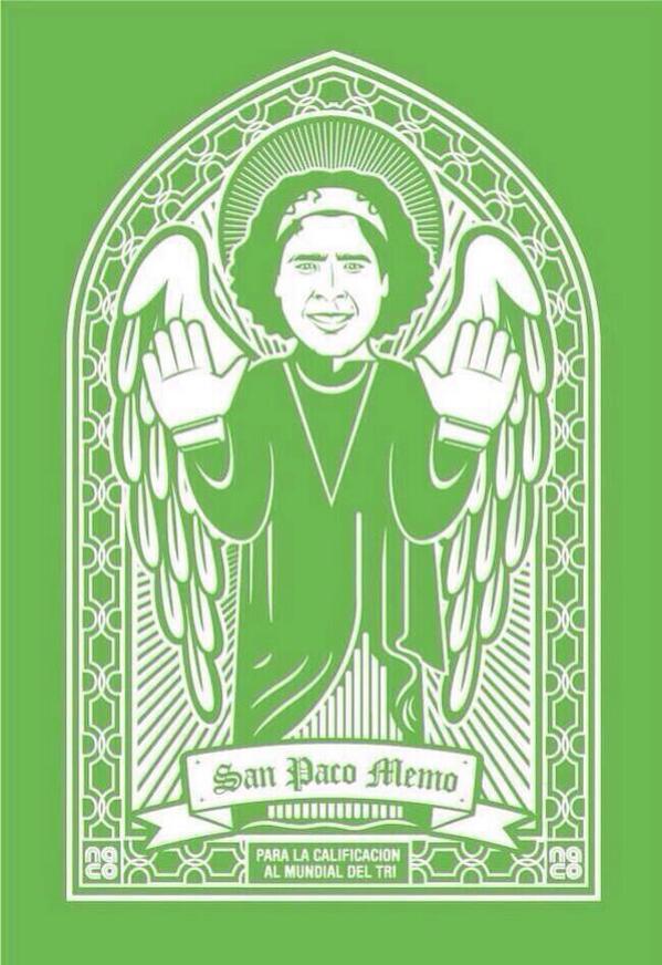 ¡San Memo Ochoa! http://t.co/LUjNpDdT9Y