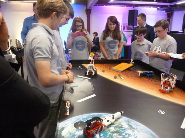 RT @EWlegoclub: @LEGOeducationUK Fantastic project - we really enjoyed the Space Challenge!!! http://t.co/rMRxlXpoY7