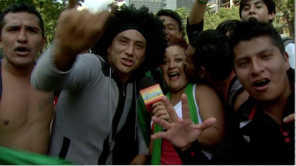 Irais Rasgado (@iraisrs): Está noche todos los detalles del partido y la súper cobertura de @rulos81 y su servidora!!!  @TapiaFernanda http://t.co/4wW1IL3tZy