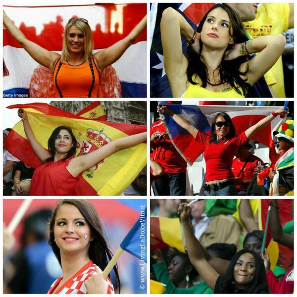 will the orange lion strike again?  Wave those flags ladies!  18:00 #NED vs #AUS 21:00 #ESP vs #CHI 0:00 #CRO vs #CMR http://t.co/KUoSwbbARw