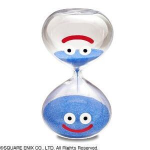 【予約受付中】  スクウェア・エニックスから、スライムの砂時計が登場!   「スライム」「メタルスライム」「ライムスライム」の全3種類。  オフィシャルショップ限定で予約受付中です! http://t.co/C51iWmmK26 http://t.co/gRiwFI5cGp
