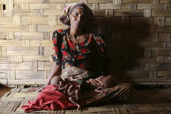 Les larmes @Limportant_fr: Birmanie : le total abandon des camps de réfugiés rohingyas http://t.co/TZWkHkl02U http://t.co/eKBDL3n4jz