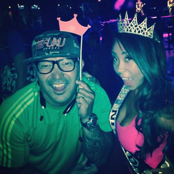 Aww #fukufam Miss Nevada 2014 @LisaSongSutton always makes me feel like a little princess. Congrats again! http://t.co/dRh3rdnGR6