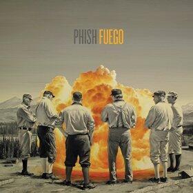Enjoying the new @phish album. Fuego. http://t.co/xrElbkXoZO Good stuff! http://t.co/cjhzKvCmL4