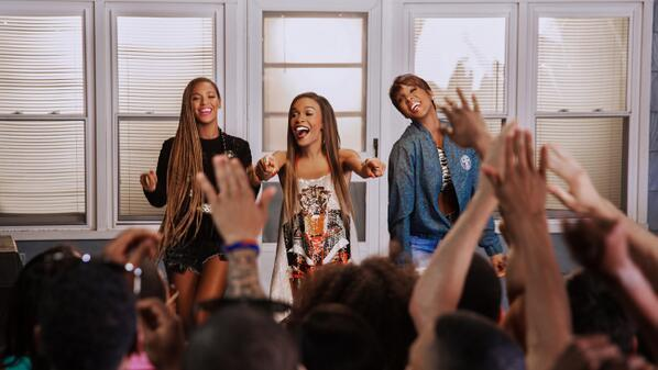 If this doesn't take u to church.. - @necolebitchie: Destiny's Child Reunite for Say Yes video http://t.co/0uUsTcFfBL http://t.co/P1A7ae9kE3