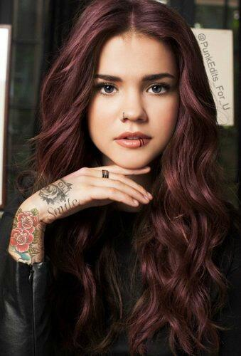 RT @PunkEdits_For_U: Maia Mitchell (Requested) http://t.co/pPoZR6LbvR