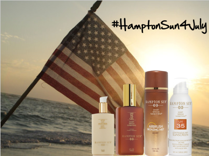 Don't forget to retweet our photo and include #HamptonSun4July to be entered to win some fabulous products! #suncare http://t.co/BdhpIxoyBv
