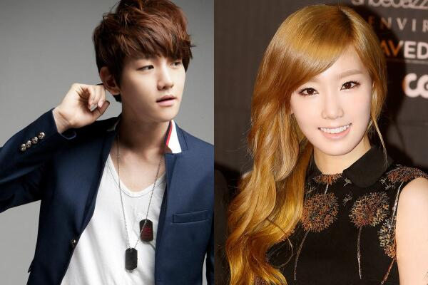 SM Entertainment confirms Baekhyun and Taeyeon are dating! http://t.co/fG6RXQgKcK http://t.co/ZrFo7VCw3x