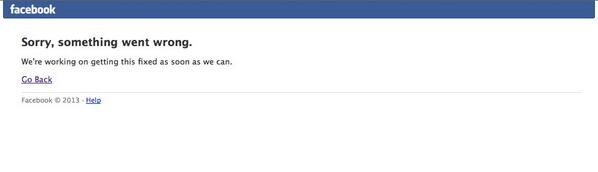 That time #facebook went down and you posted it on #twitter http://t.co/nJoPRCtmL2