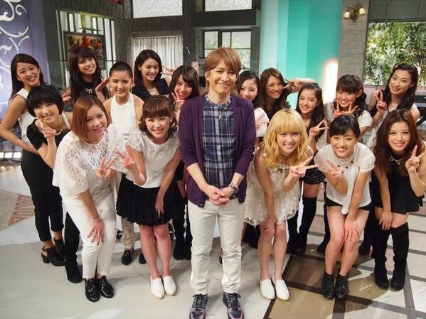 test ツイッターメディア - egirls with 小室哲哉 https://t.co/C0QuTDChCo