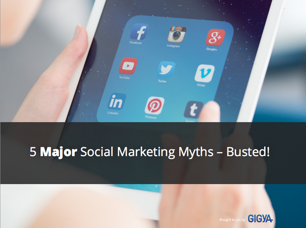 Disproving 5 major social marketing myths affecting your business - download our free guide: http://t.co/LLg8drW4iW http://t.co/egjDnoOODH
